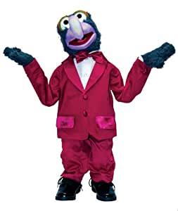 Master Replicas - The Muppet Show poupée The Great Gonzo Photo Puppet Replica 67cm