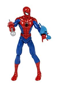 Spider-Man - A1541E270 - Figurine - Spider Man with Electro Web Launch - 15 cm