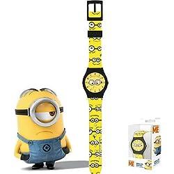 Wristwatch Analog in Box Minions