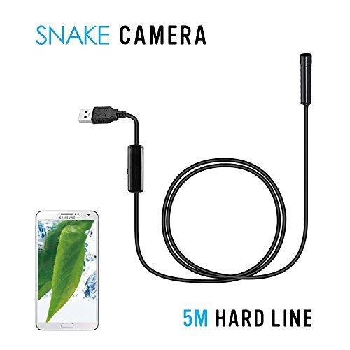 1 Stück Wifi Endoskop Ip67 Wasserdichte Kamera Mit Led-licht Für Rohr Auto Inspektion Weich Und Leicht Messung Und Analyse Instrumente