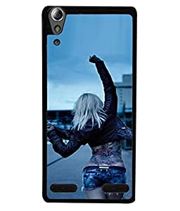 Fuson Designer Back Case Cover for Lenovo A6000 :: Lenovo A6000 Plus :: Lenovo A6000+ (Girl Friend Boy Friend Men Women Student Father Kids Son Wife Daughter )