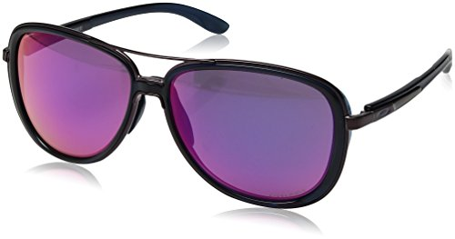 Oakley Damen Split Time 412905 Sonnenbrille, Gold (Midnight), 58