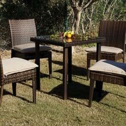 Salon Jade 4 chaises+1 table
