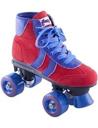 Rookie RETRO Roller Skate 2014 blue/yellow