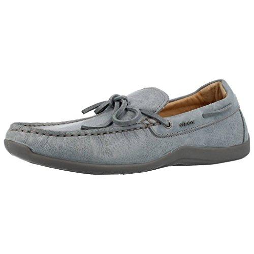 Geox Scarpe da Barca per Gli Uomini, Color Blu, Marca, Modelo Scarpe da Barca per Gli Uomini U XENSE MOX A Blu