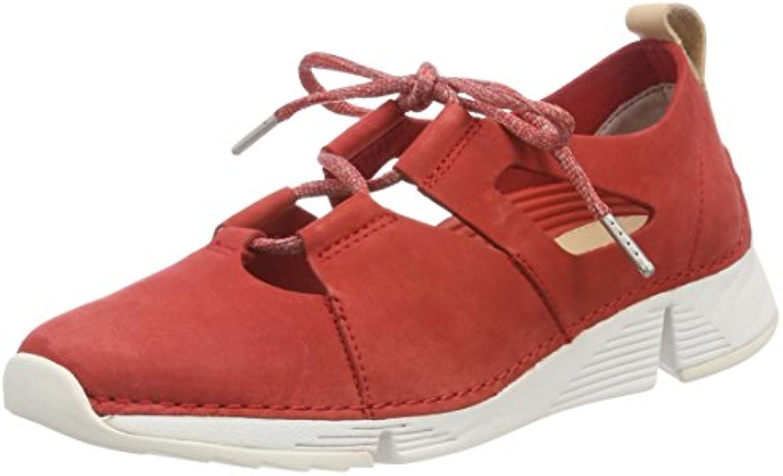 sports shoes ef821 cf29d Clarks Tri Sense, Scarpe da Ginnastica Basse Donna | | | Elegante e solenne  14762e