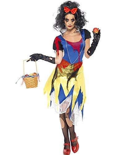 SMIFFYS Costume Donna Halloween Biancaneve-L
