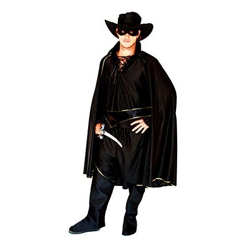 AEIN Halloween-Kostüm, Kostüm, für Erwachsene, Maske, Cosplay, Zorro, Halloween-Kostüm, maskierte weibliche Ritter, 100% (Zorro Weibliche Kostüm)