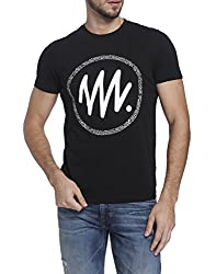 Jack & Jones Mens Casual T-Shirt (_5713449863673_Black_XX-Large)