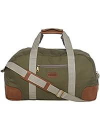 BagsRUs Ares Olive Medium 40 Liter Duffel Gym Tote Travel Hand Bag (DF112FOL)