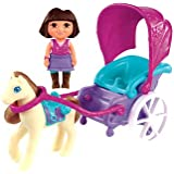Fisher-Price Dora the Explorer Magical Carriage Ride Playset by Fisher-Price (English Manual)
