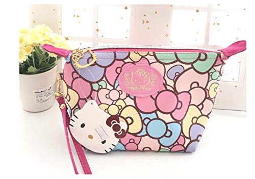 7ccd31682 Hello Kitty Cosmetic Bag Makeup Pouch