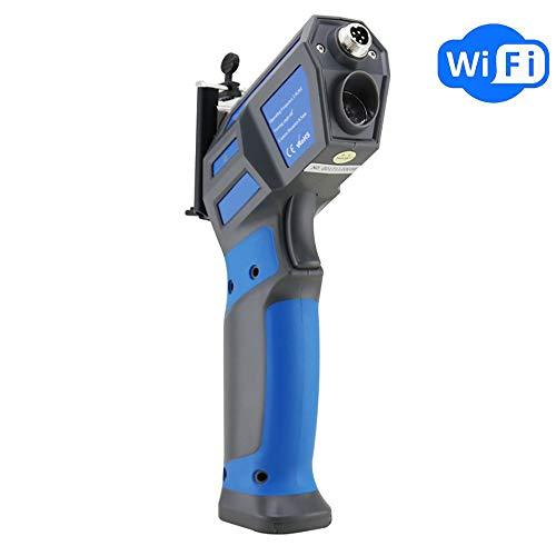 Wifi-Endoskop, Upgrade HD-Inspektionskamera Snake Wireless Borescope, Semi-Rigid-Kabel, Für Smartphone-Tablets Mit Ios Und Android