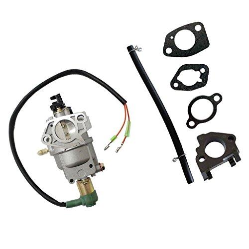 Tubayia Vergaser Kit Ersatz Carburetor Zubehör für Honda Gx390 188 Motor 13 PS Generator Teile