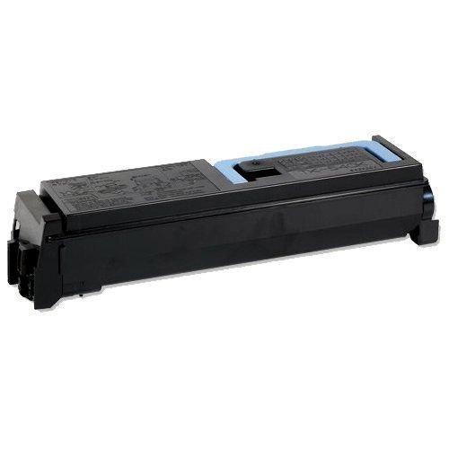 Preisvergleich Produktbild Eurotone Toner kompatibel non OEM TK-560 BLACK XXL für Kyocera FS-C5300 DN / FS-C5350 DN / FS-C5300DN / FS-C5350DN – Alternative ersetzt TK560K TK-560K Schwarz