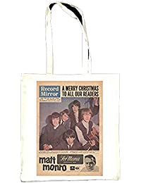 Record Spiegel gestalten Issue Rolling Stones Cover Totebag