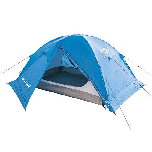 Tiendas de campaña Altus: Garantía de éxito en tus acampadas (acceso a ofertas 2018)