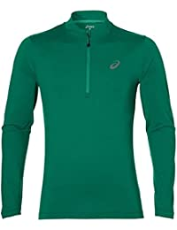 Asics 1/2 Zip Lomgsleeve Maillot Homme