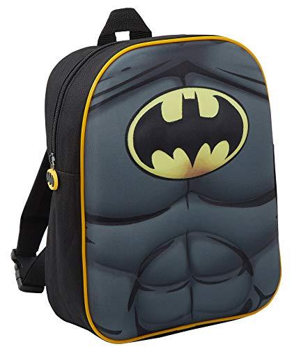 Mochila Batman 3D niños Capa Plegable DC Comics Novelty
