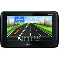 "TomTom GO LIVE 1005 5"" Sat Nav with World Maps (66 Countries) (discountinued by manufacturer)"