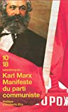 Manifeste du parti communiste - 10 X 18 - 16/09/2004