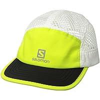 Salomon Unisexe Casquette en Maille, AIR LOGO CAP, Taille Unique Ajustable