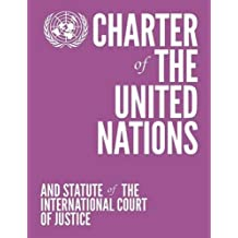 Charter of the United Nations and Statute of the International Court of Justice: English-language Limited Edition - Violet
