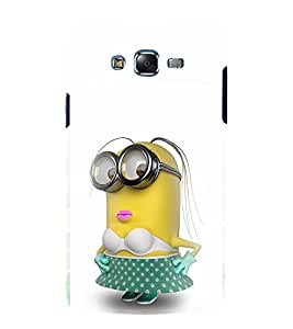 printtech Minions Back Case Cover for Samsung Galaxy Grand 2 G7102 / Samsung Galaxy Grand 2 G7106
