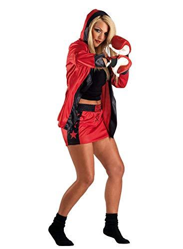 chiber Disfraces Boxer Damen Kostüm