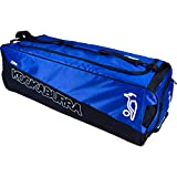 Kookaburra  2019 Pro 2000 Wheelie Bag, Blue, 920mmx330mmx280mm (LxWxH)