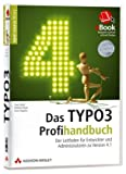 Das TYPO3 Profihandbuch - eBook auf CD-ROM: Der Leitfaden für Entwickler und Administratoren zu Version 4.1 (AW eBooks)