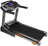 Durafit Strong 2.0 HP (4.0 HP Peak) DC Motorized Foldable Treadmill……