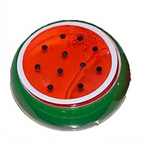 Kristall Fruit Ton Gummi Mud Intelligente Hand Gum Knetmasse schlamm Kid toys-honestyi-red (Lustiges Rotes Baby-doll)