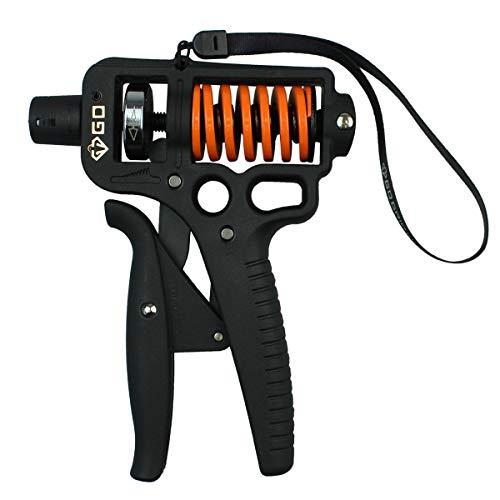 Handexpander Handtrainer Fingerhantel Unterarmtrainer verstellbar 15 bis 60kg TO