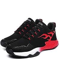 Amazon.it  scarpe running uomo - Rosso  Abbigliamento 5e69495201f