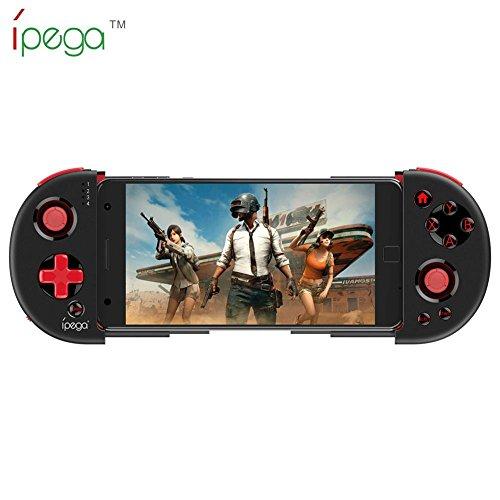 tooth Gamepad PG-9087 Smartphone Android Gamepad Joypad Einhandbedienung Wireless Teleskop Game Controller Joystick für PC/Android/iOS ()