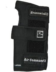 Brunswick Air Command X Positioner Right Hand - Guante de bolos, color negro