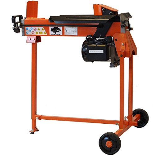 Forest Master HYDRAULIQUE FENDEUSE ELECTRIQUE BOIS CUTTER 3HP 6 TON AVEC STAND & DOUBLADE