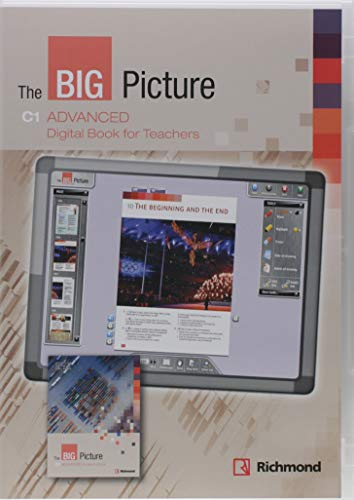 BIG PICTURE 5 DIGITAL BOOK ADVANCED [C1] (The Big Picture) -