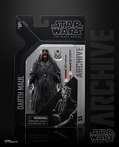 "STAR WARS The Black Series Archive Darth Maul 6"" Scale Figure"