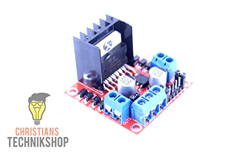 | 1x Schrittmotor oder 2x DC-Motor | 5V-35V 2A 25W | Christian's Technik Shop ()