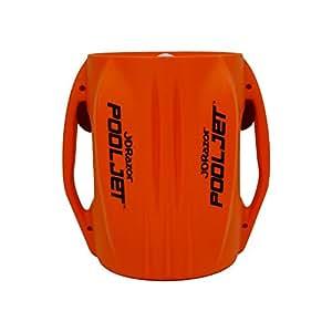 Pooljet Propulseur de piscine pour enfant Orange