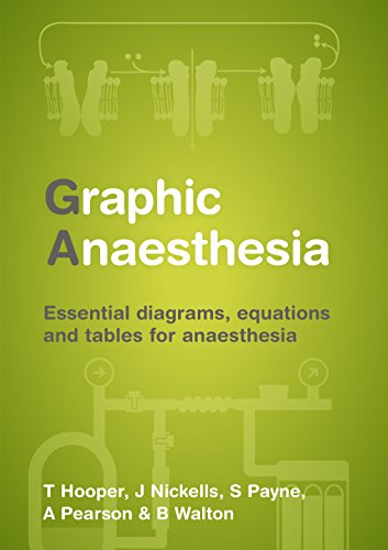 Graphic Anaesthesia: Essential diagrams, equations and tables for anaesthesia (English Edition)