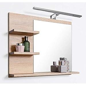 Badspiegel Mit Beleuchtung Und Ablage Dein Wohntrendde