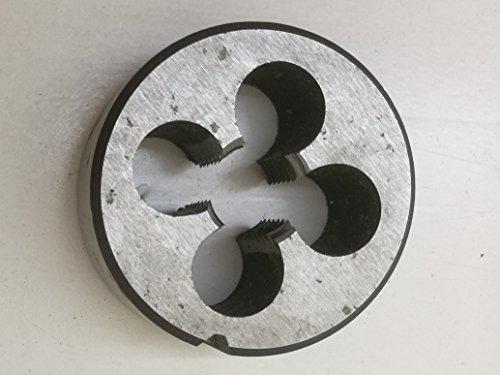 uctop Store Neue 12mm x 1,5Metrisches rechts Hand Gewinde Schneideisen M12x 1.5mm Pitch