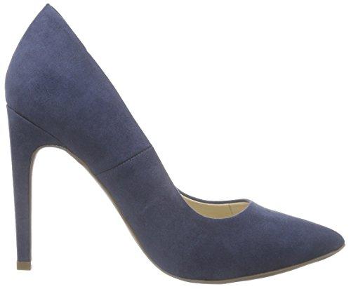 Another Pair of Shoes Pariz E1 - Scarpe con Tacco Donna Blu (Denim Blue 675)