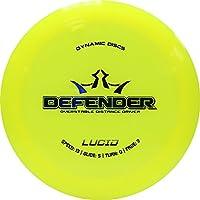 Dinámico discos Lucid Defender distancia disco de Golf conductor [los colores pueden variar]