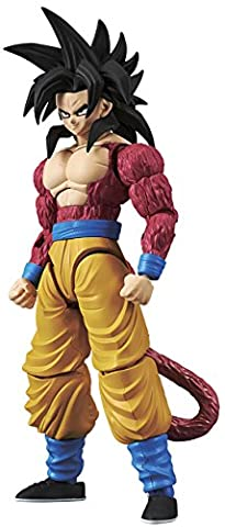 Figurine Dragon Articule - Bandai Hobby Standard Super Saiyan 4 Son