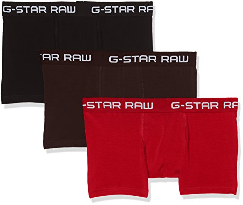 G-Star Raw Classic Trunks 3 Pack D05095 2058 Assorted