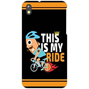 HTC Desire 816 Back Cover - This Designer Cases